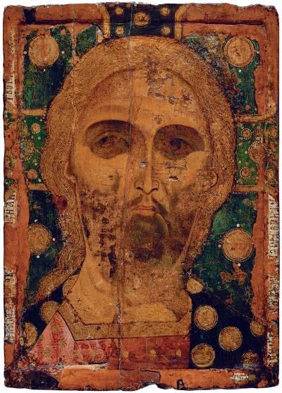 The Saviour with Golden Hair