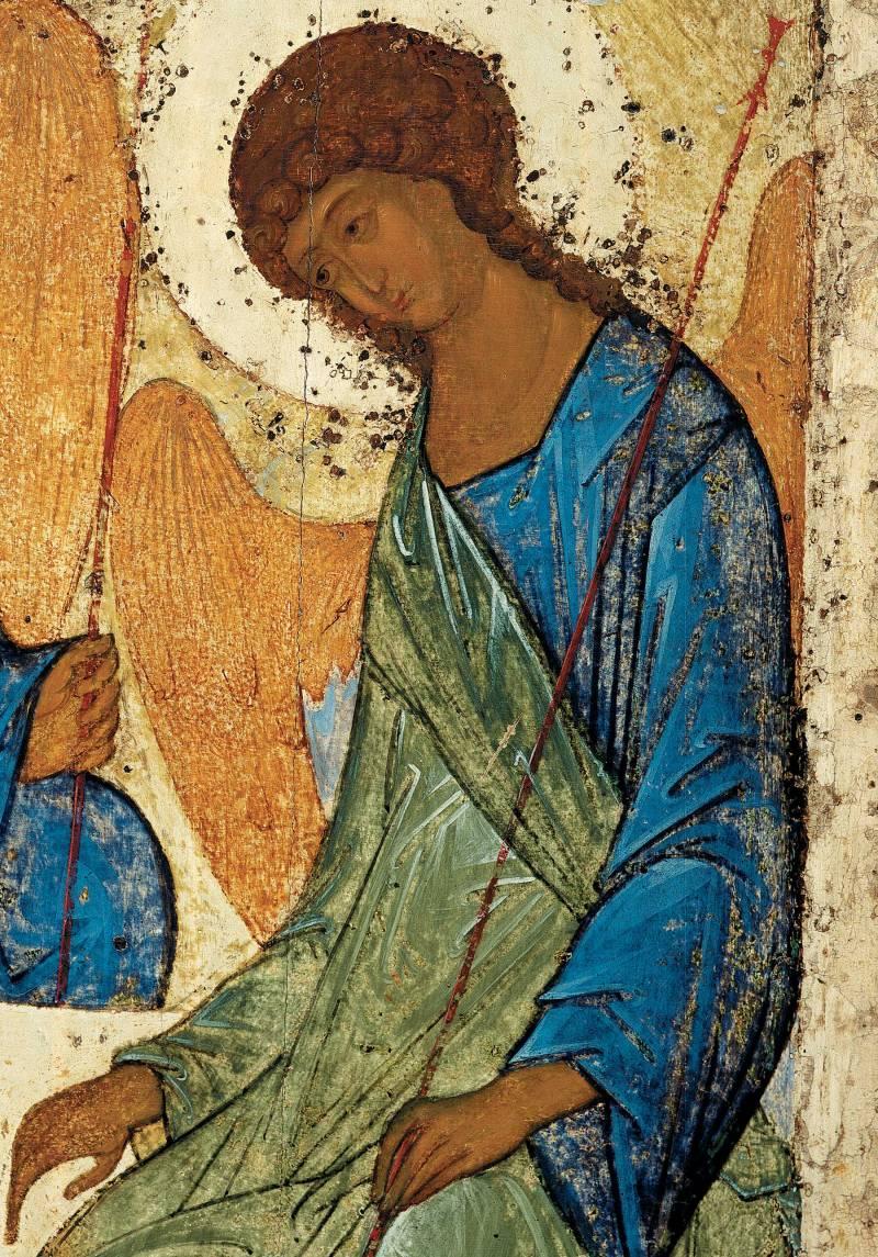 Правый ангел