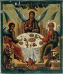 Gastfreundschaft Abrahams (Alttestamentliche Dreifaltigkeit)