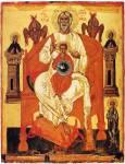 Vaterschaft mit ausgewählten Heiligen