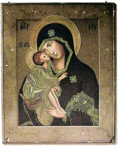 Донской образ Богоматери
