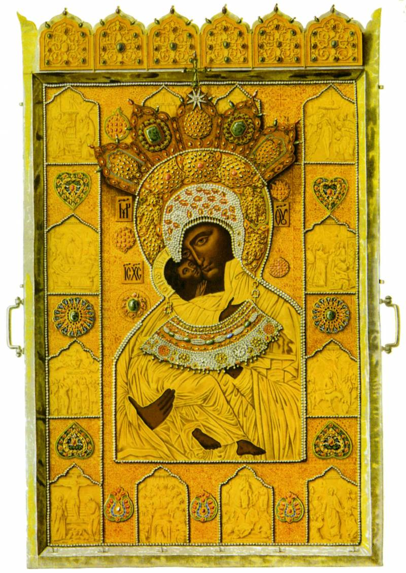 Владимирский образ Богоматери