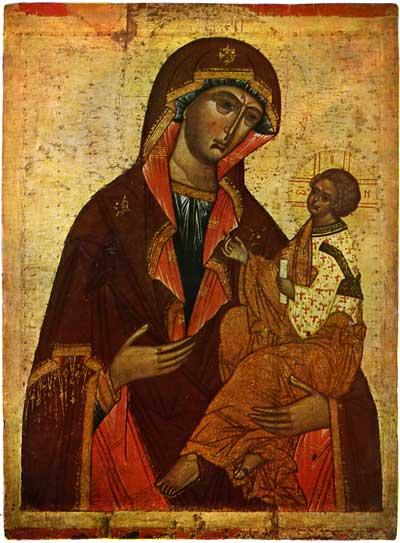 Gottesmutter von Grusien-Jerusalem