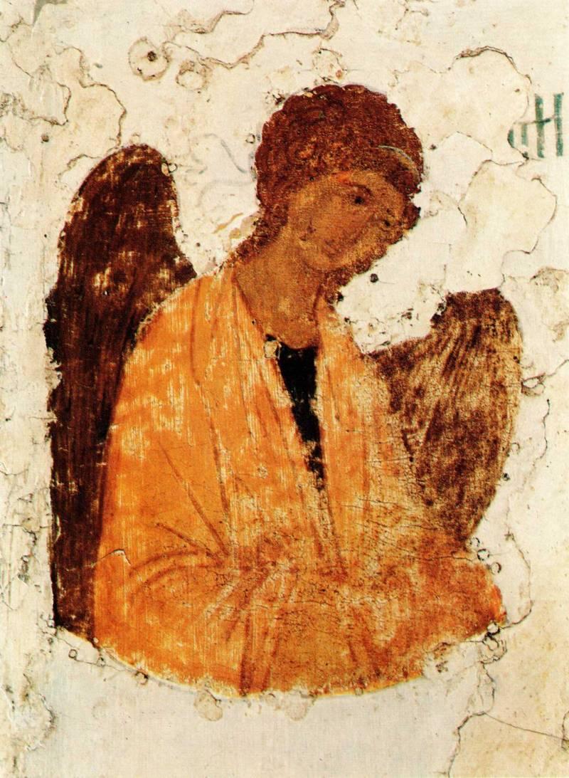 Der linke Engel