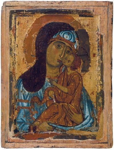 The Virgin Eleusa