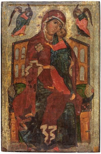 Большая икона Толгской Богоматери