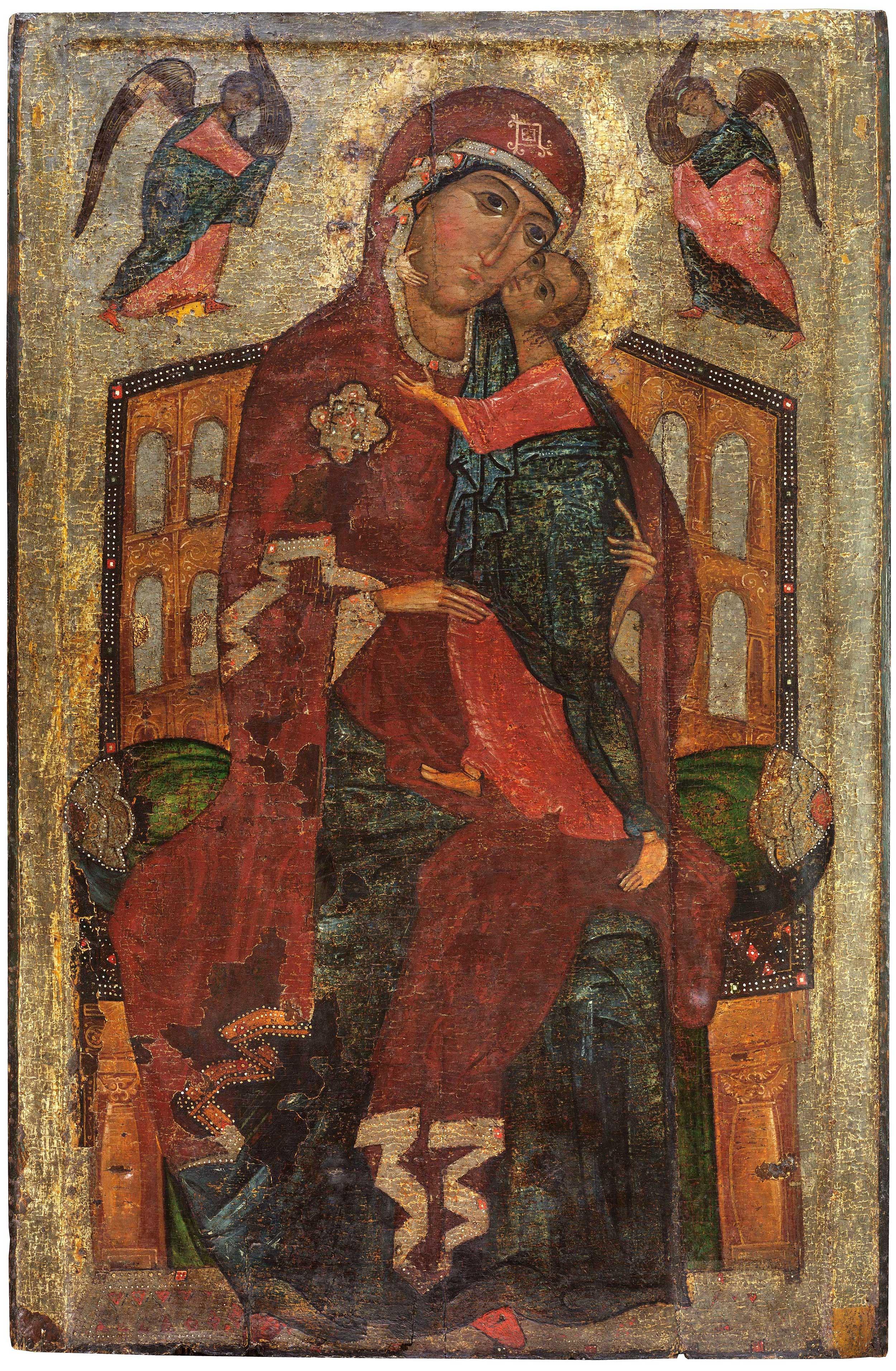 Die Große Ikone der Gottesmutter von Tolga