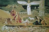 Явление ангела, благовествующего пастухам о рождении Христа