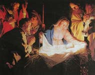 Поклонение пастухов