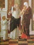 Обрезание Христа (Сретение)