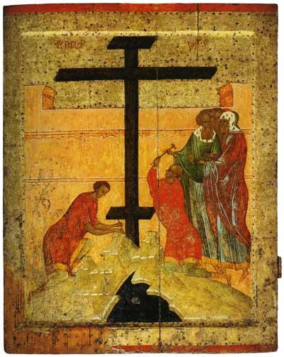 Утверждение Креста