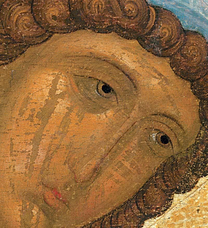 Лик архангела Михаила