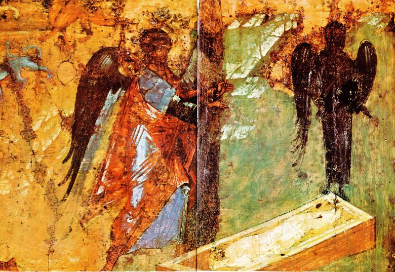 Борьба за тело Моисея