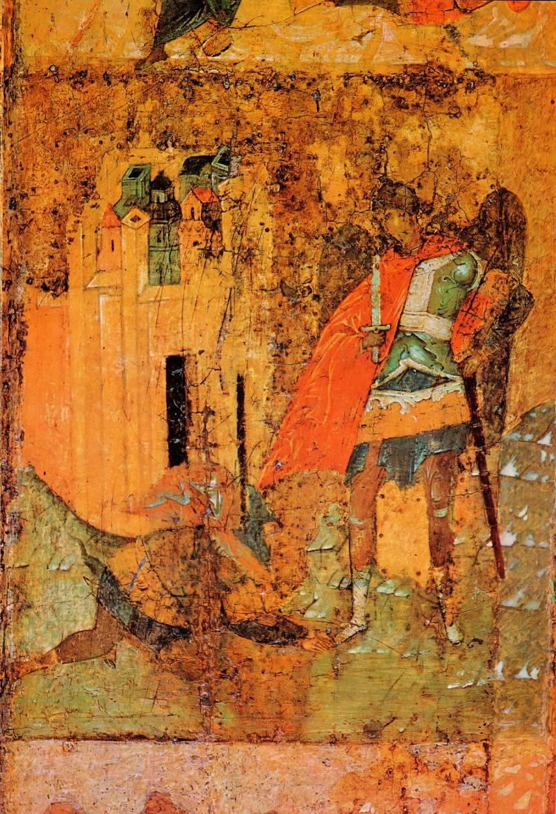 Архангел перед Иисусом Навиным