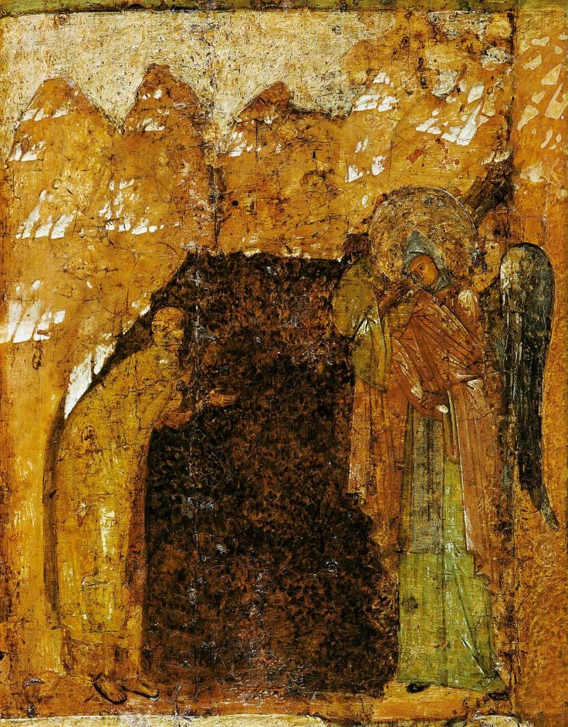 Явление ангела Пахомию