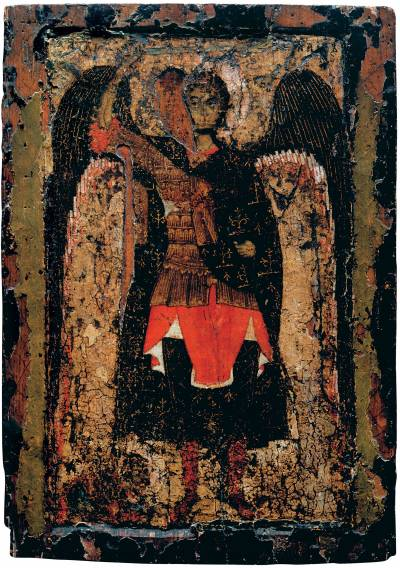 The Appearance of the Archangel Michael to Joshua Navin
