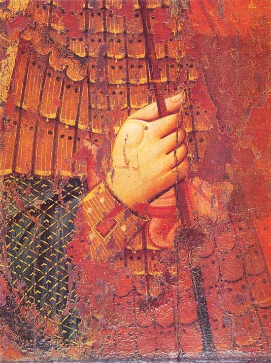 Правая рука Георгия