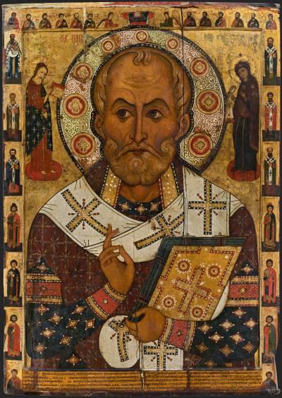 Hl. Nikolaus von Lipna