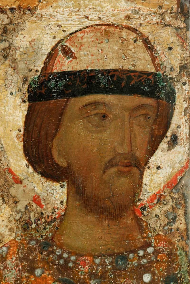Head of St Boris