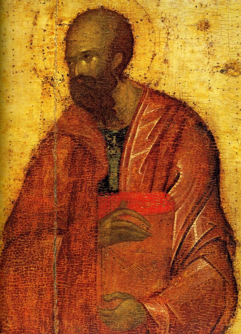 Полуфигура апостола Павла