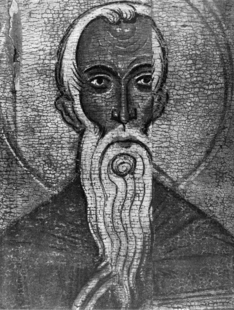Лик Иоанна Лествичника