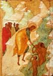 Крещение Иоанном Предтечей народа