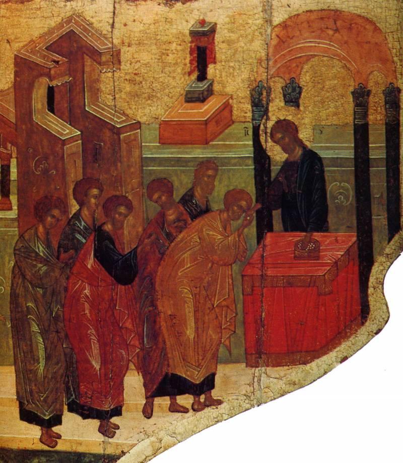 Преподание хлеба