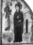 [Илл. с. 273] Кат. № 4. Деталь. Богоматерь из «Благовещения»