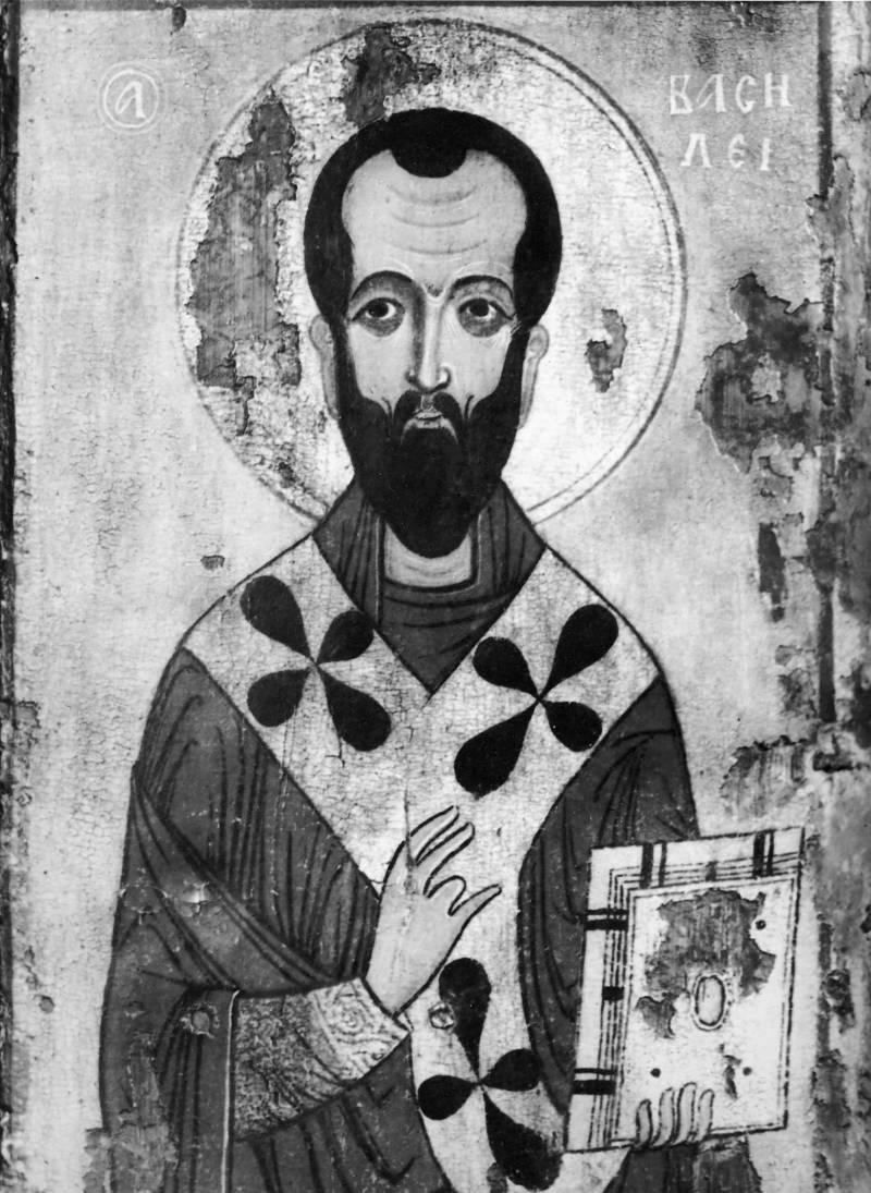 Святитель Василий