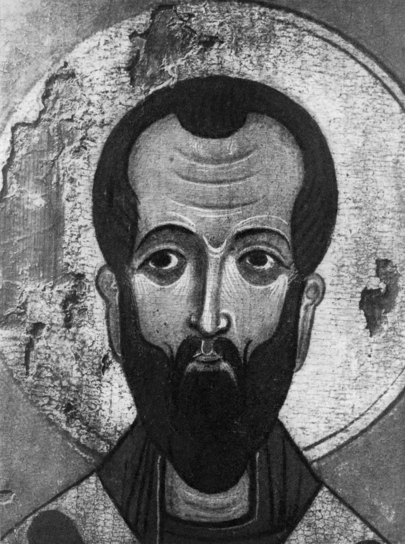 Лик Василия Великого