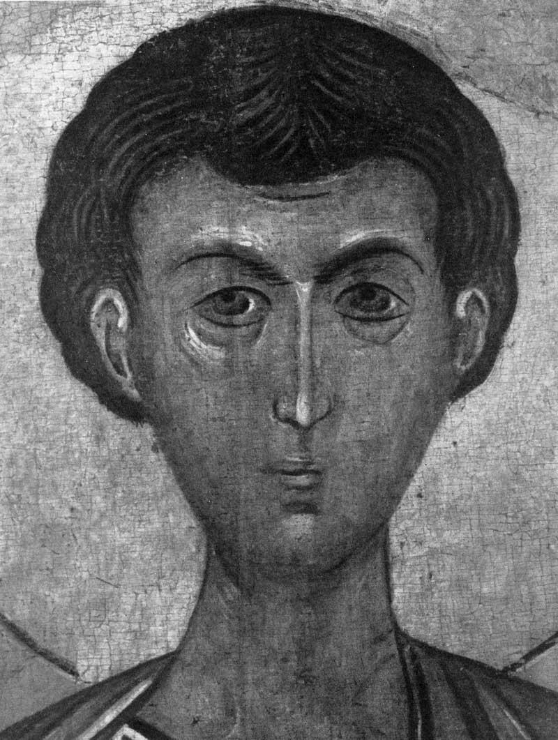 Лик апостола Фомы