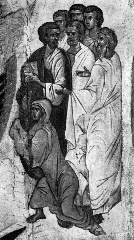 Ева и группа праведников