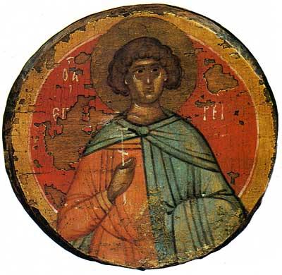 Hl. Georg der Siegträger