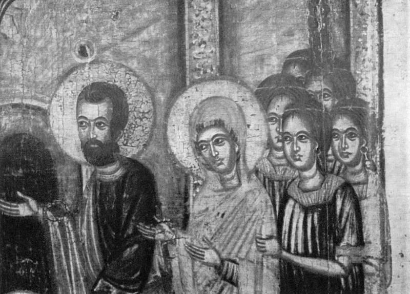 Иоаким, Анна и девы