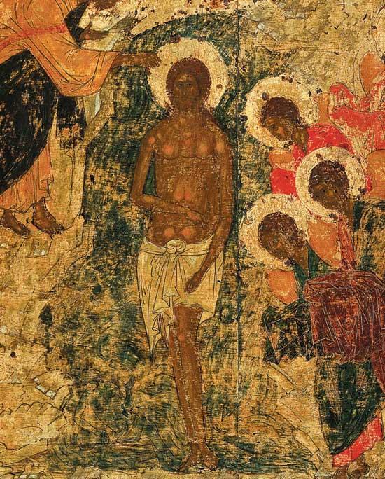 Христос и ангелы