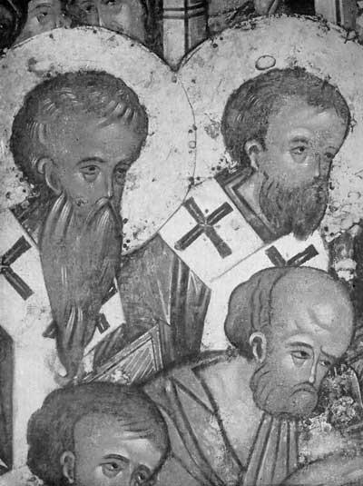 Святители и апостолы
