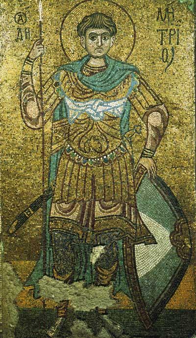 St Demetrius of Thessalonica