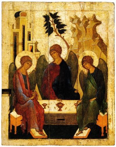 Живоначальная Троица