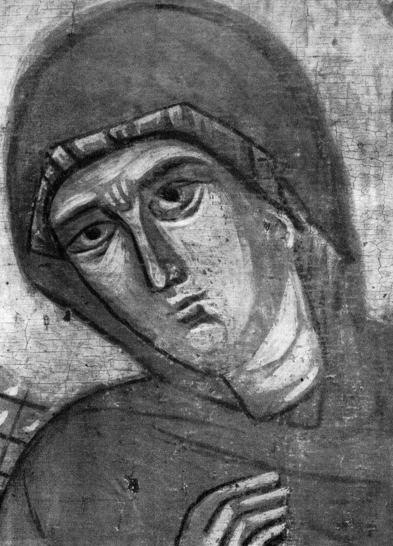 Лик святой Анны
