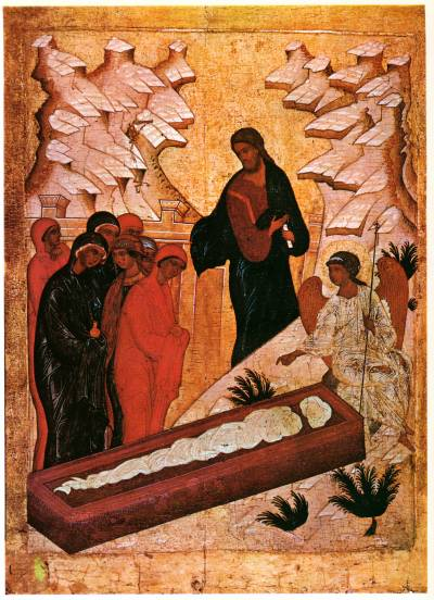 The Holy Women at the Sepulchre