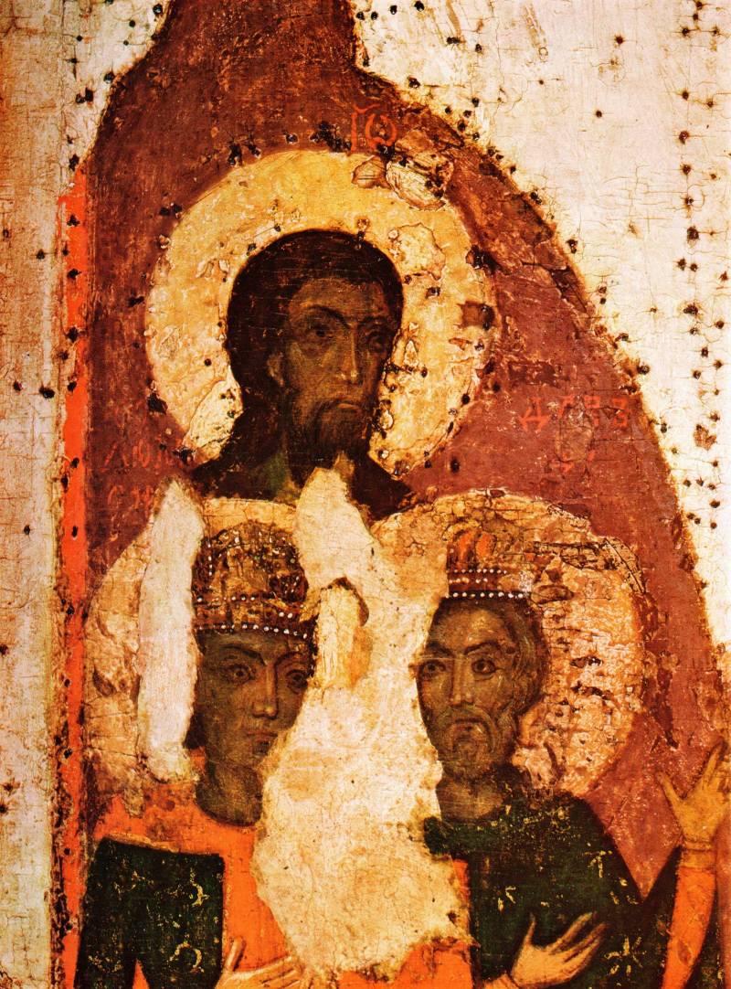 Соломон, Иоанн Предтеча, Давид