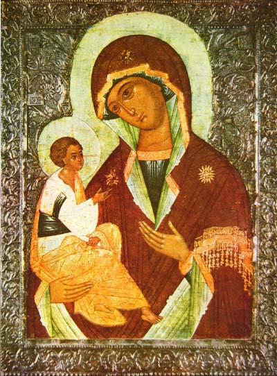 Богоматерь Иерусалимская