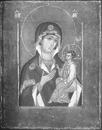 Богоматерь Иерусалимская (Грузинская)