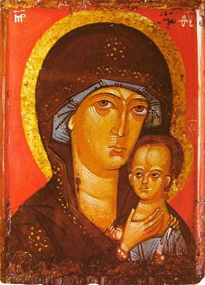 Богоматерь Петровская