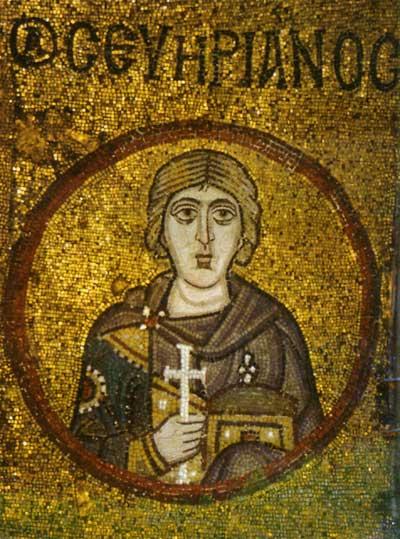 Sebastean Martyr Severianos