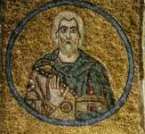 Der Märtyrer Angus von Sebaste