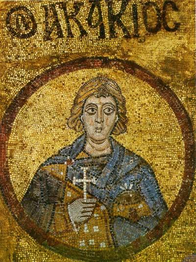 Sebastean Martyr Akakios