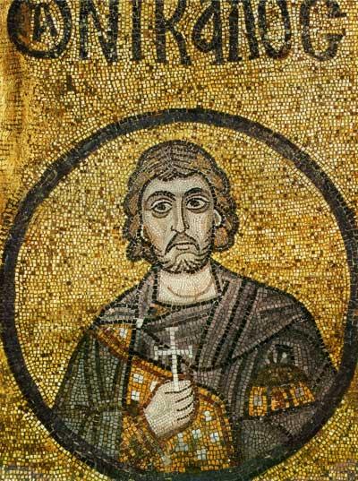 Sebastean Martyr Nikolaos