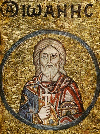 Sebastean Martyr John