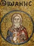 Der Märtyrer Johannes von Sebaste